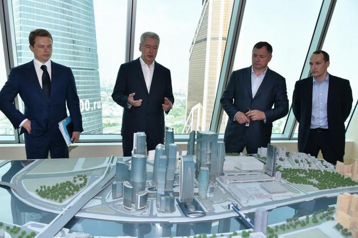 Строительные центры Москвы